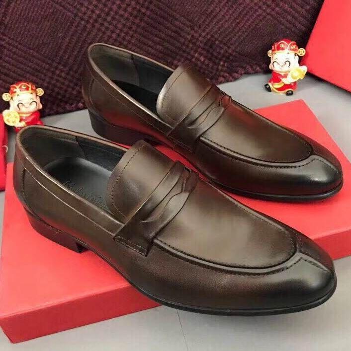 Ferragamo Penny Loafer Shoe   Loafers