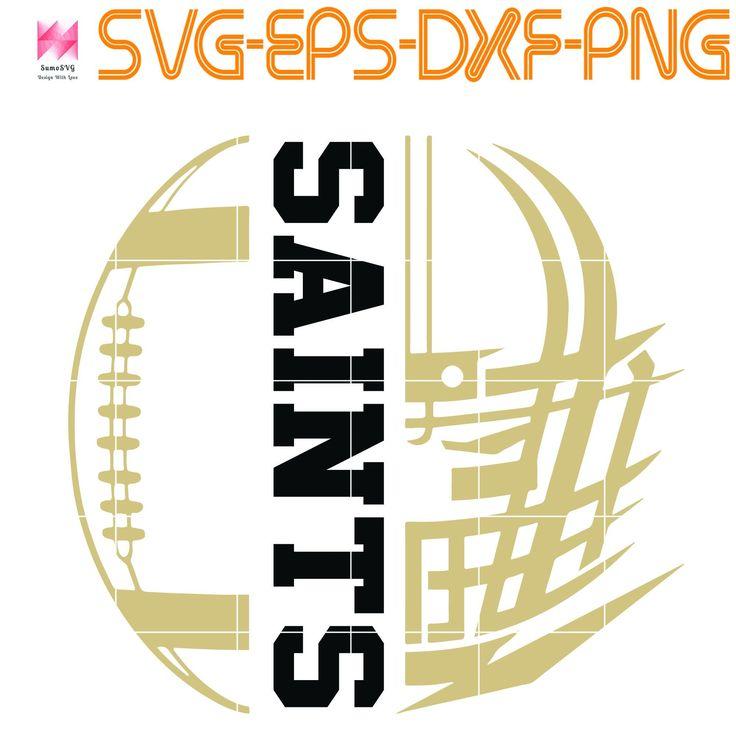 Download Pin on New Orleans Saints SVG, PNG, EPS, DXF, Digital