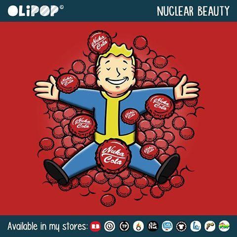 Image result for bottle caps vault boy