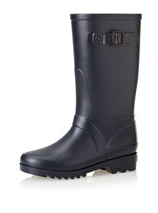55% OFF igor Kid's Piter Rain Boot (Marino)