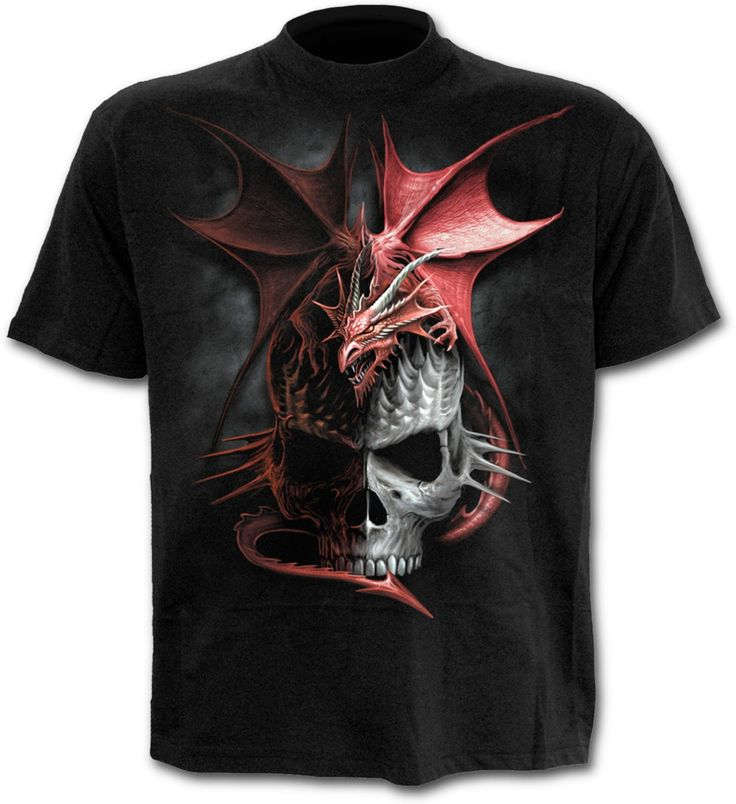 Camiseta Serpent Infection Spiral / XT3391