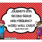 "These cards can be used to create a word wall or in small group activities and literacy centers.  Included are word cards, letter cards, a ""Word Wa..."