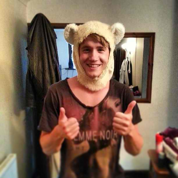 Danny Wilkin from Rixton says Hello to Jamie ... |Danny Wilkin Facts