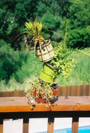 17 Best images about Topiary Plant Stand Ideas! on ... on Amazing Plant Stand Ideas  id=52845