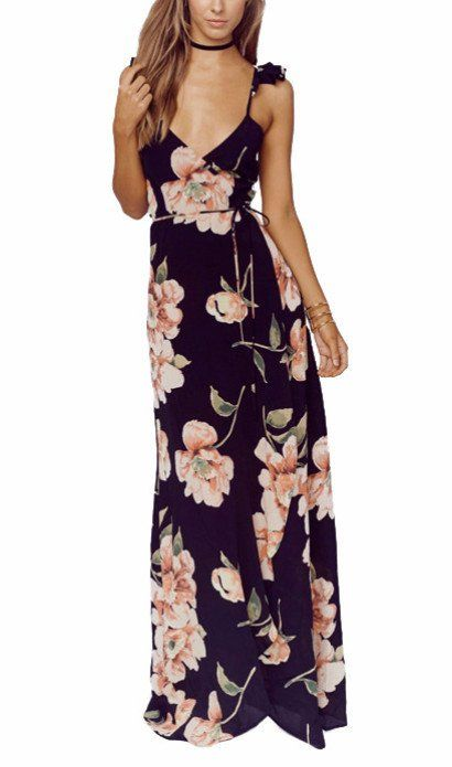 Maxi dress outfits