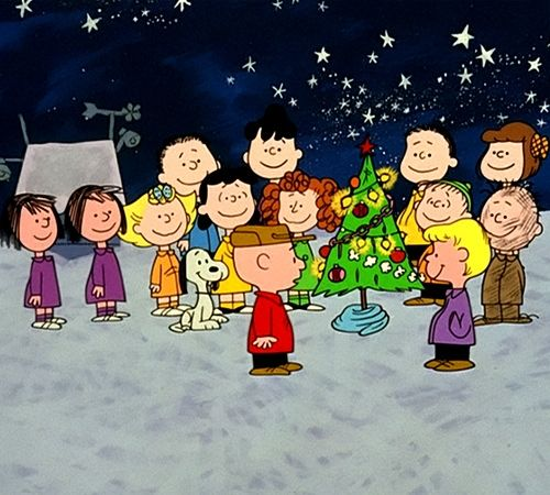 A Charlie Brown Christmas, 1965 - Charlie Brown finds himself depressed as the Christmas season approaches and can't figure out why he isn't onboard with the decking the halls and being jolly. After consulting Lucy (in her psychiatrist mode) e gets involved in directing the school nativity play, but with the other children running wild and still depressed, finds things rather difficult.