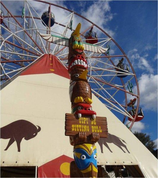 Une journée au Far West ! parc d'attractions OK Corral
