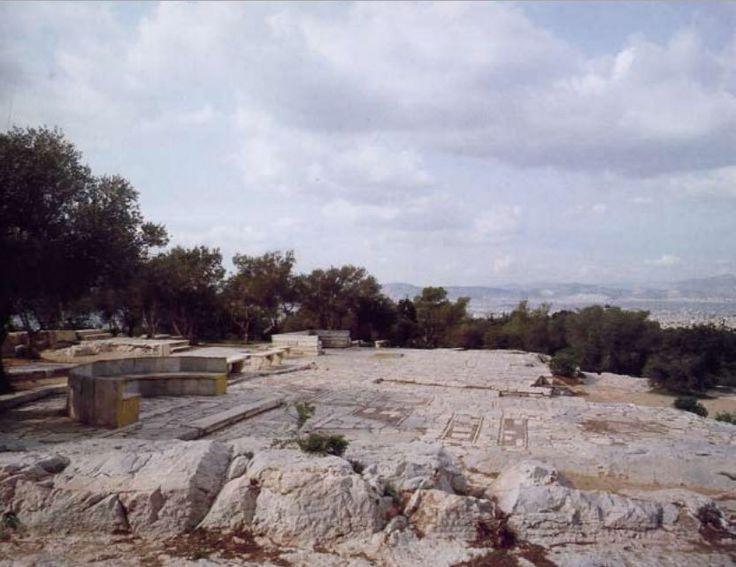 Dimitris Pikionis Walk path to the Acropolis – Athens, Greece | oldgardens
