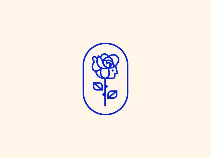 Rose Logo by Steve Wolf