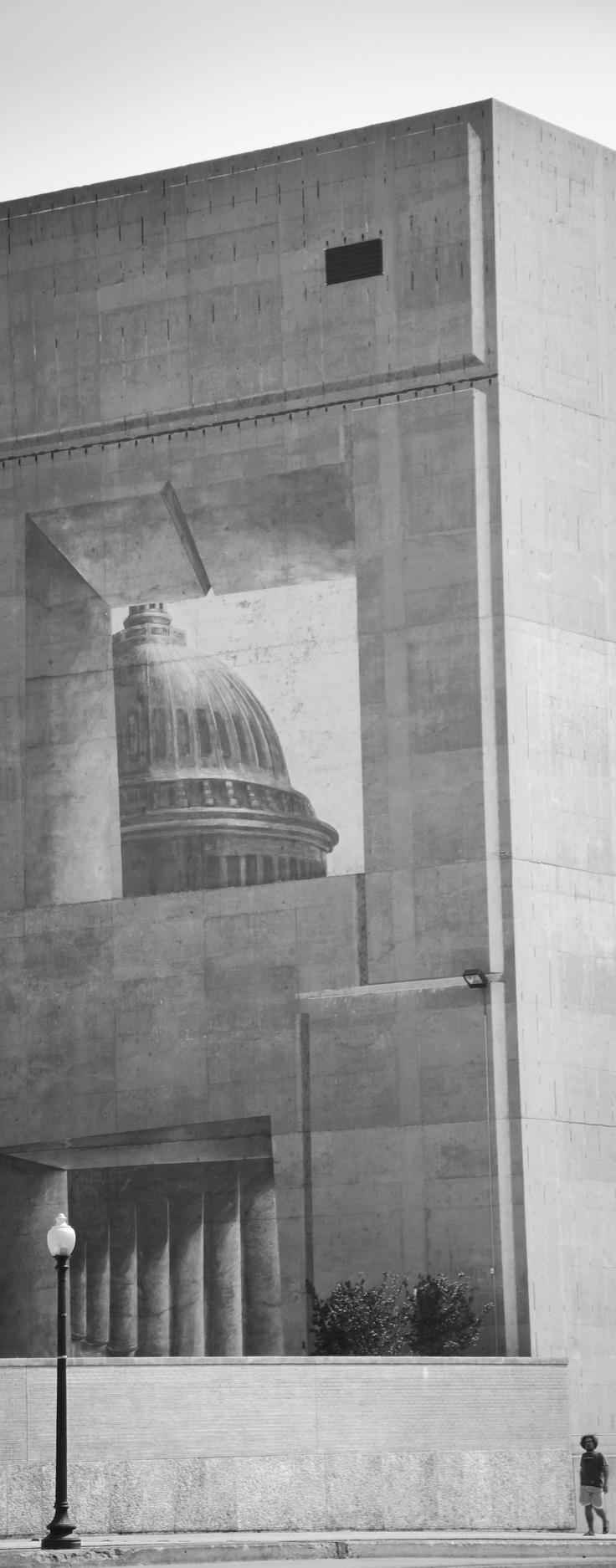 Small Man  Washington DC 2011  @xdumont