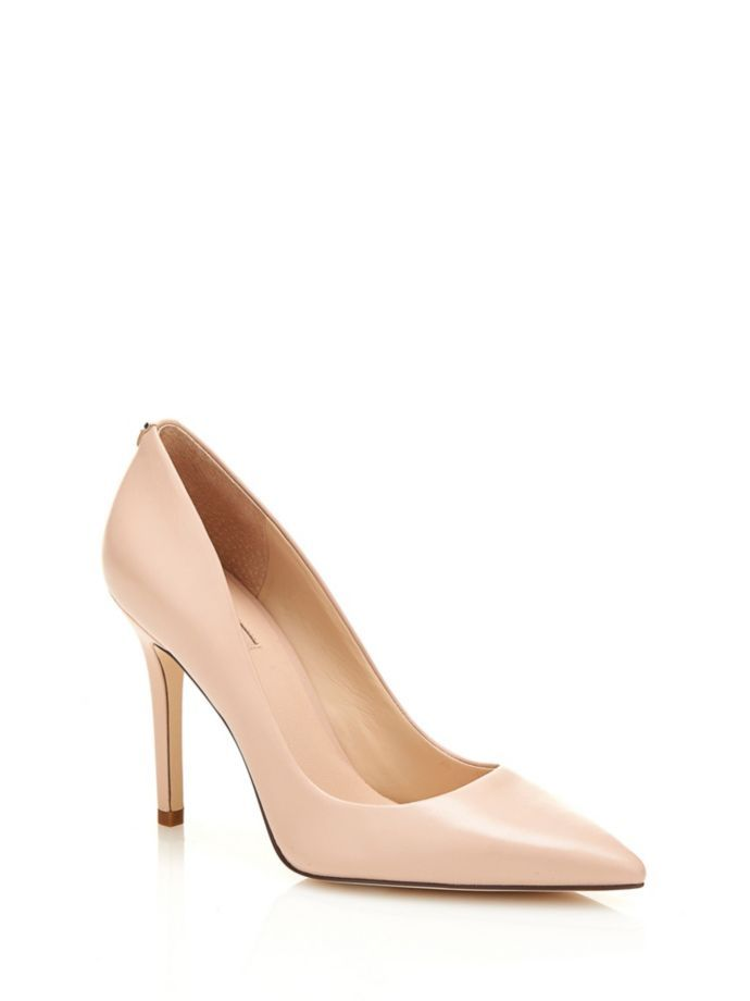 EUR135.00$  Buy here - http://vifse.justgood.pw/vig/item.php?t=j6u4a30899 - BLIX LEATHER COURT SHOE