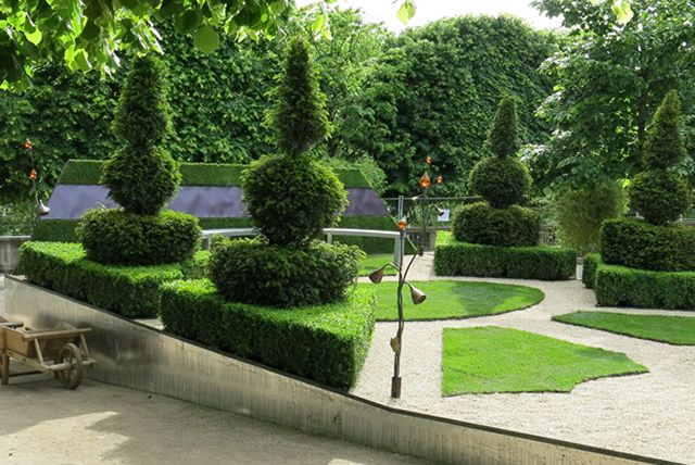 32 best christian fournet images on pinterest landscape for Paysagiste entretien espaces verts