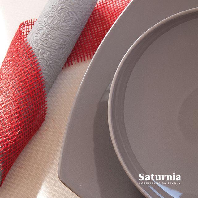 I colori e l'eleganza delle collezioni Saturnia Porcellane