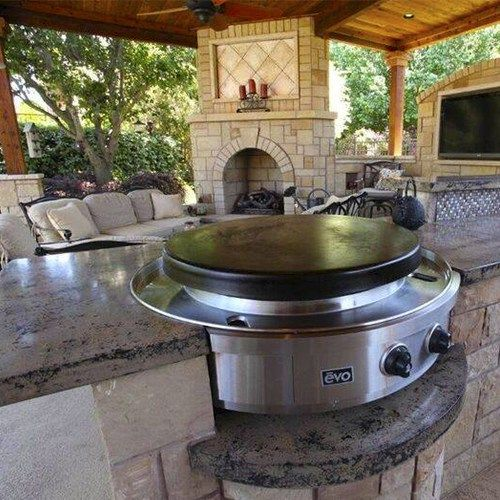 Outdoor Kitchen Prices: 24 Best EVO Flat Top Grills Images On Pinterest