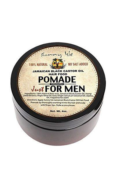 AOneBeauty.com - Sunny Isle Jamaican Black Castor Oil Pomade for Men (4oz) , $13.49 (http://www.aonebeauty.com/sunny-isle-jamaican-black-castor-oil-pomade-for-men-4oz/)