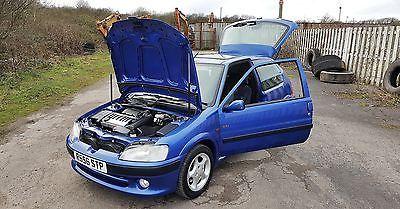 eBay: 1997 Peugeot 106 GTI