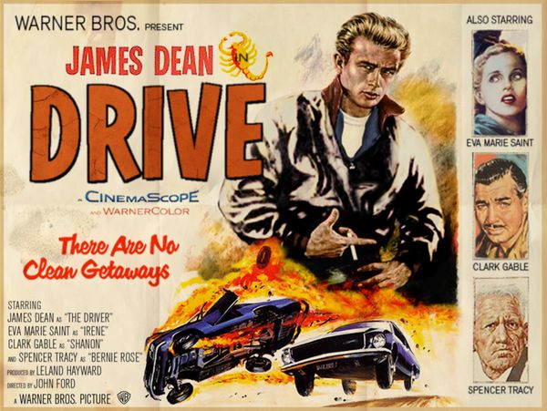 What if... Another time & place for Drive.