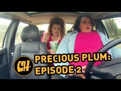 Funny Video making fun of honey boo boo~Precious Plum: Hitchhiking (Ep. 2) I have never laughed so hard!