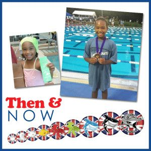 Inspiration and Joy. The two words that describe Minjae Haughton, a swimmer from one of our #Maryland locations. Read on (or better yet, swim on!) http://britishswimschool.com/news/then-and-now-minjae-haughton/ #swimlessons #kids