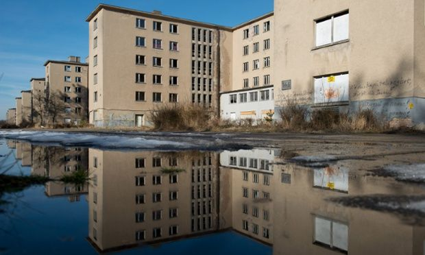 Prora apratment blocks