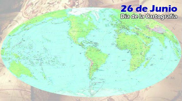 Un 26 de junio de 1958, se declara el Día de la Cartografía. Se conmemora por la creación del Departamento Topográfico, decretada por don Bernardino Rivadavia, en ejercicio de la Primera Magistratura, el 26 de junio de 1826.  Esta medida de gobierno tuvo la virtud de impulsar el desarrollo de la cartografía, disciplina de innegable gravitación en el desenvolvimiento cultural, económico y social del país.
