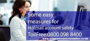 Despite the fact that Hotmail offers a secured web mail stage, it is the responsibility of the clients to deal with their email accounts. In the late years, instances of hacking, record security bargained, security assaults, lost password, forgotten password, and decoded login passwords have expanded to a risky level.