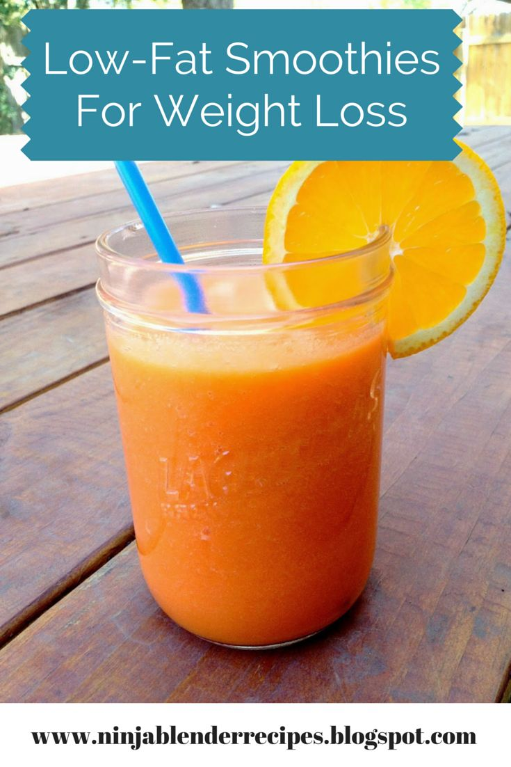 5 Organic Smoothies For Weight Loss - Apple Carrot Celery Smoothie - An odd combination of fruit and veggies in a smoothie that tastes great and is healthy! Replace a breakfast item with a low fat smoothie to lose weight fast! #orange #smoothie