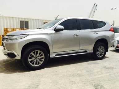 Mitsubishi Montero Sport 2016 SUV GLX, 3.0 V6 New, only 6 Months Used   Car Ads - AutoDeal.ae