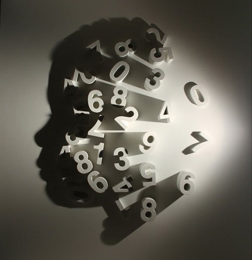 Amazing Light and Shadow Art by Kumi Yamashita using magnets