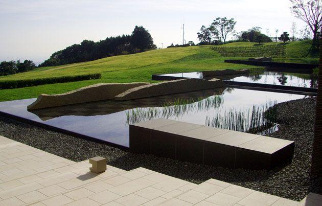 Nippon-Daira Hotel in Shizuoka, Japan by Mitani Landscape Studio