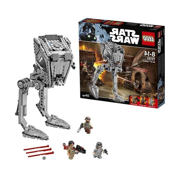 Lego LEGO, Игрушка Звездные войны Разведывательный транспортный шагоход AT-ST