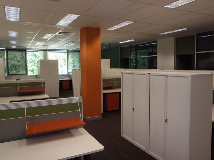 Office Fit Out - Cairns