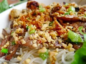 Recette Bo Bun au porc Bobun, Bún Heo, Bun Heo