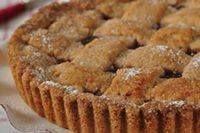 English Tea Party Recipes *Tested Recipes* Joyofbaking.com LINZER TORTE