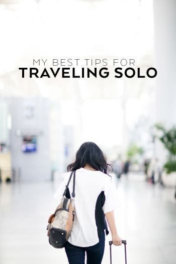 Travelling Alone – Solo Travel Useful Tips
