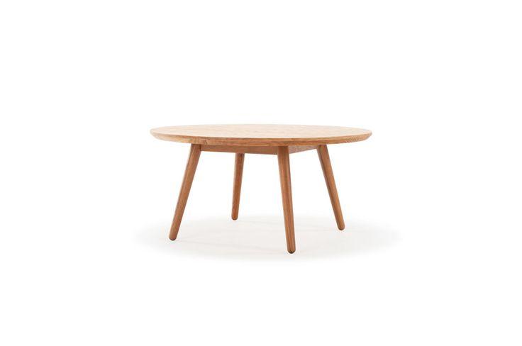 Hugo, Coffee table, Oak Veneer Top
