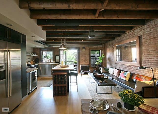Fort Greene Carriage House | Apartment LUST. A carriage house in Fort Greene. | Spaces. | Pinterest