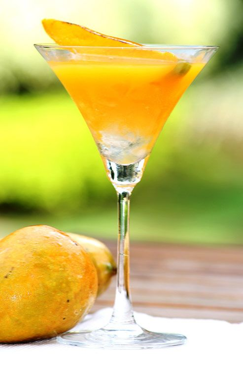 how to make mango pulp juice