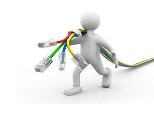 Short for Metropolitan-Area Network, MAN is a network that is utilized across multiple buildings. A MAN is much larger than the standard Local-Area Network (LAN), but is not as large as a Wide Area Network (WAN). A MAN is commonly used in school campuses and large companies with multiple buildings.
