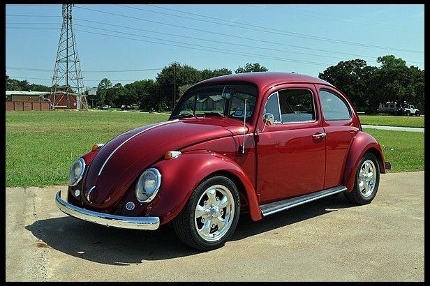 1961 Volkswagen Beetle  #Mecum #Dallas