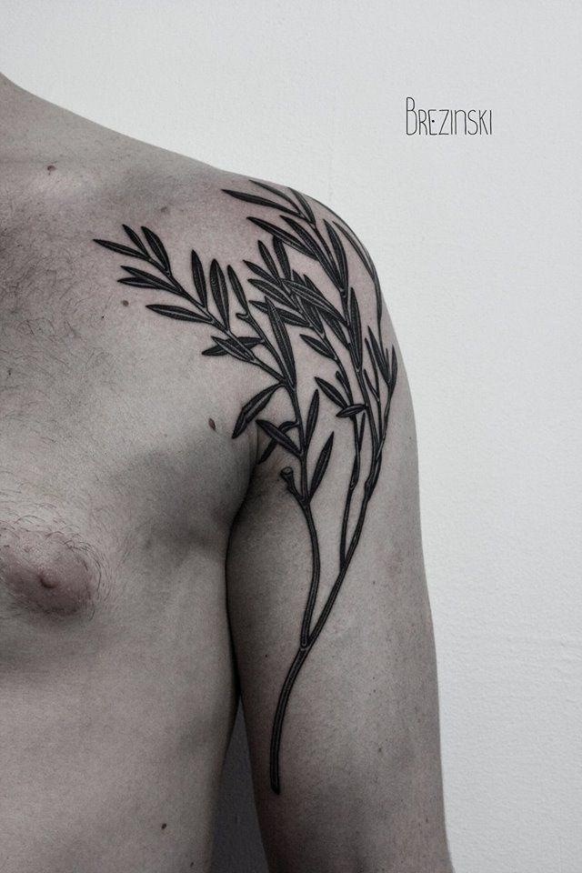 Best Tattoos Images On Pinterest Don Ed Hardy The Arts And - Surreal black ink tattoos by ilya brezinski