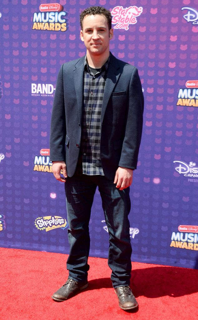 Ben Savage from Radio Disney Music Awards 2016 Red Carpet Arrivals  The Girl Meets World star opts for his signature looks of jeans and a blazer at the family-friendly event.