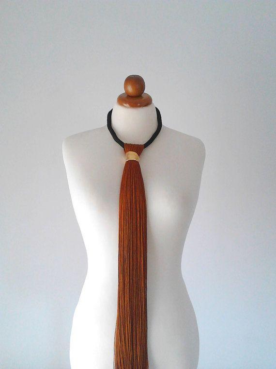 Tassel Necklace Tassel Jewelry boho jewelry tassel by PlexisArt