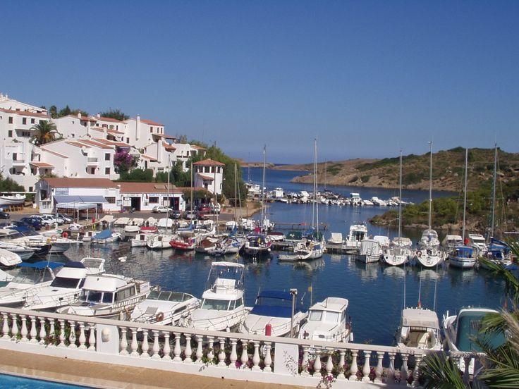 Menorca - Puerto de Addaia - Menorca-web.de