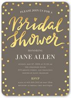 5x7 Flat Premium Stock Bridal Shower Invitations & Wedding Shower Invitations | Shutterfly