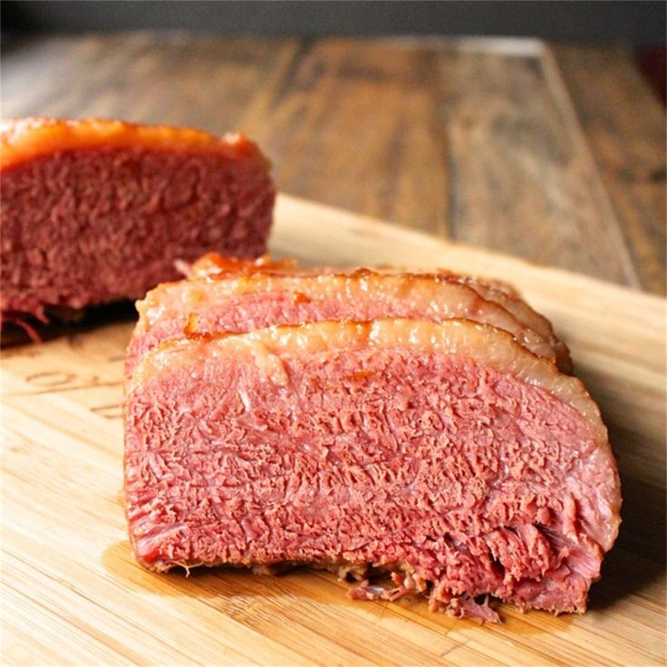 Oven Beer Braised Corned Beef by @sundayglutton - #KeepOnCooking #Entree #Entrée #Meat