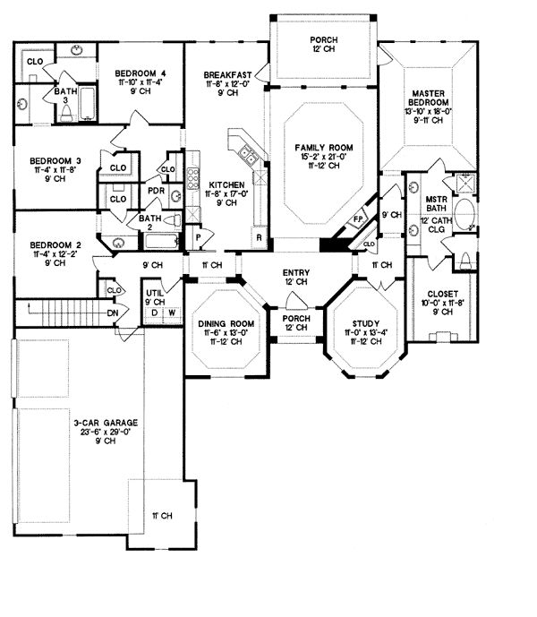 46 Best House And Blueprints Images On Pinterest Home