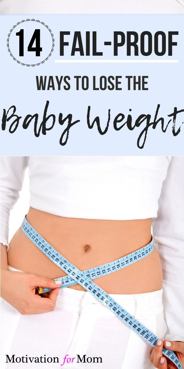 14 Most Effective Tips For Fast Weight Loss After Baby New Mom