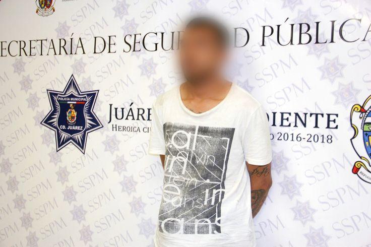 <p>*Resultó contar con antecedentes penales por los mismos delitos en el presente año.<br />  <br /> Juárez,