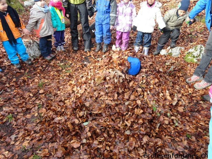 Un jeu pour la forêt: le hérisson